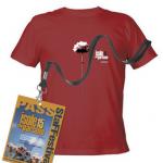 Isole che Parlano 2015 - grafica T-shirt e Pass