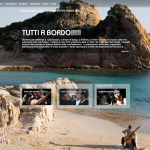 Isole che Parlano 2012 - sito in Wordpress - fullscreen
