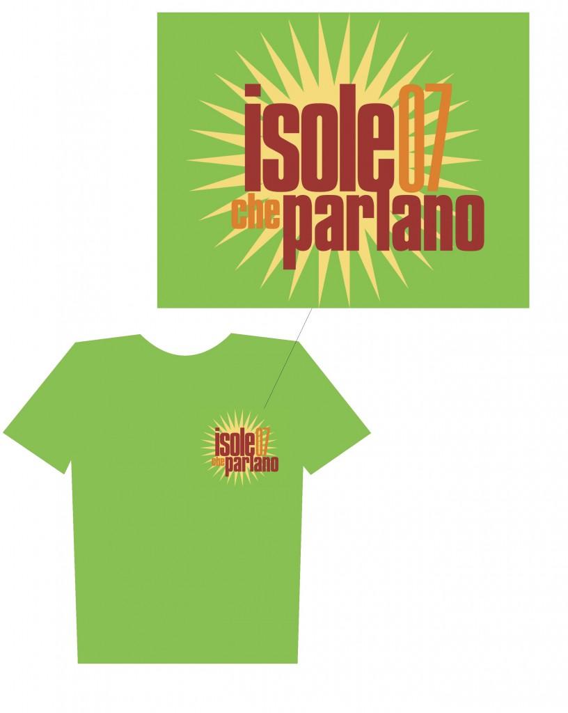 grafica T-shirt 2007