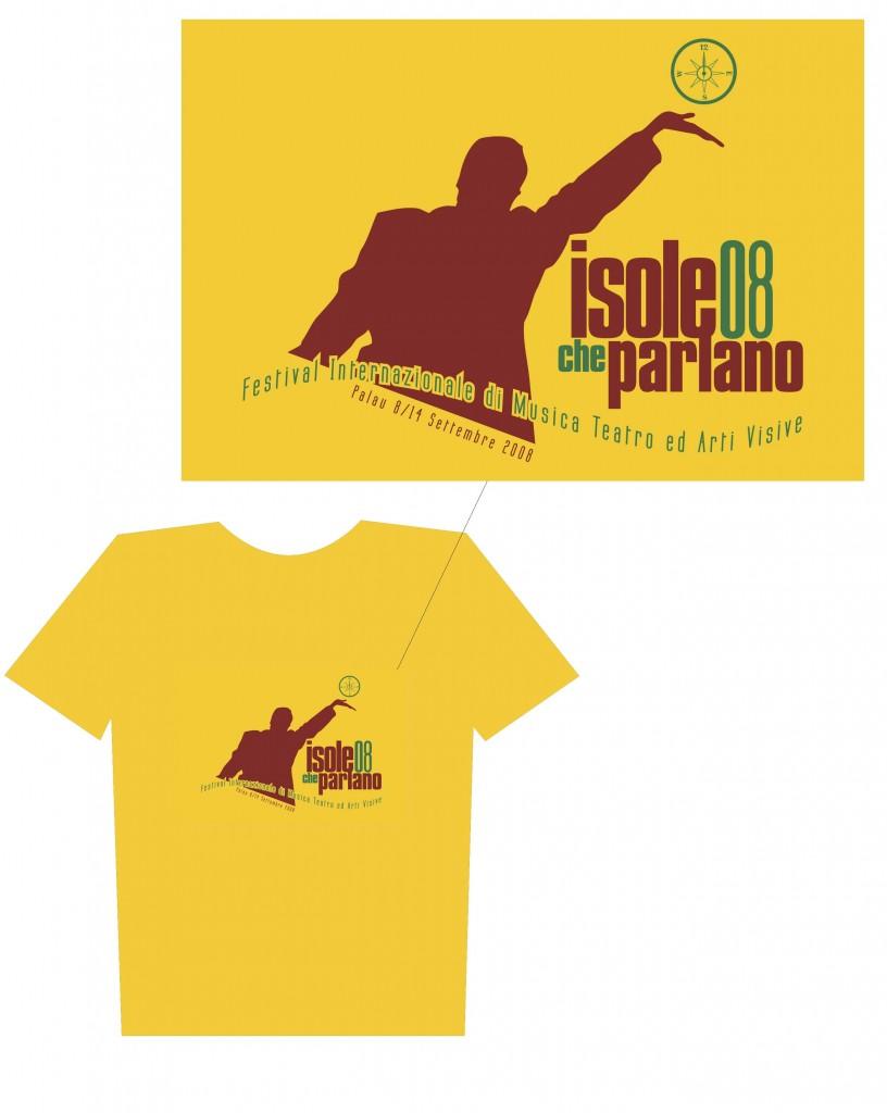 grafica T-shirt 2008
