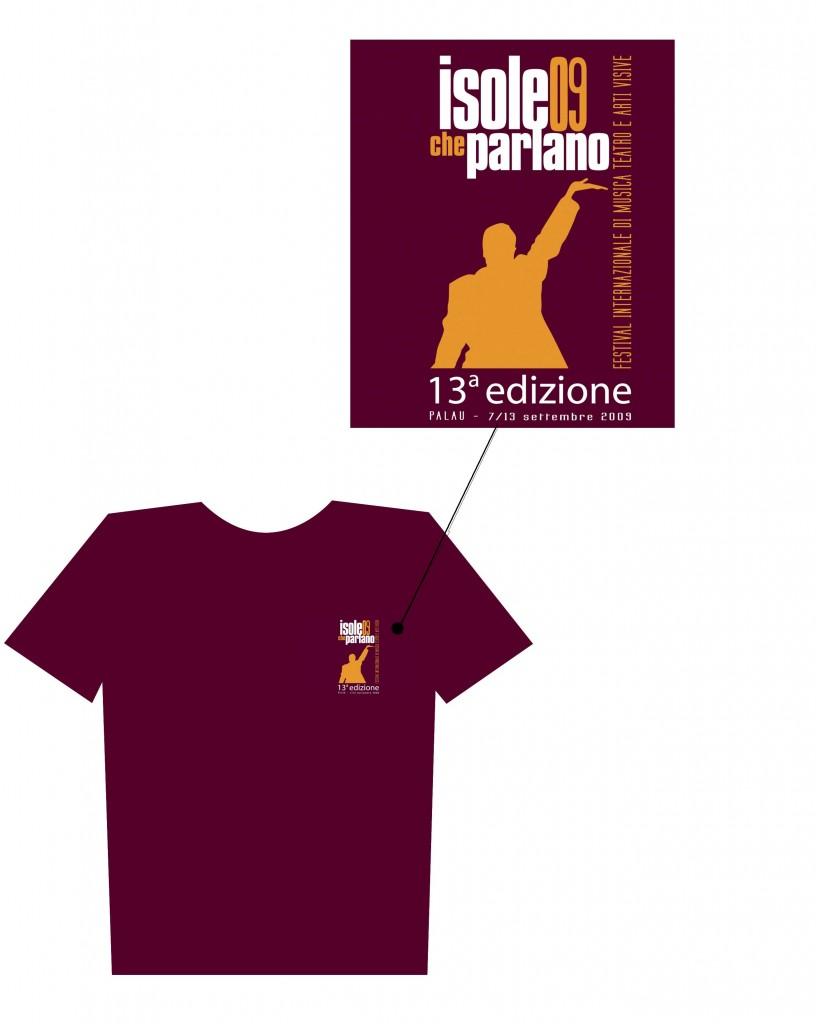 grafica T-shirt 2009