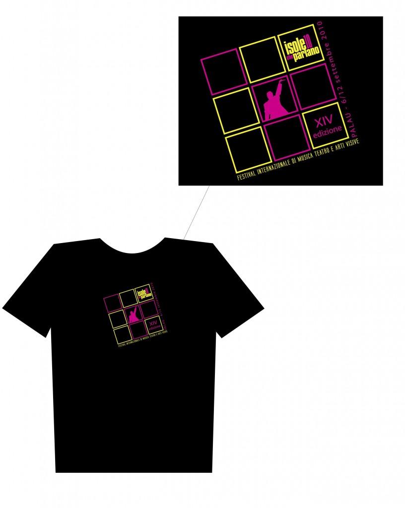 grafica T-shirt 2010