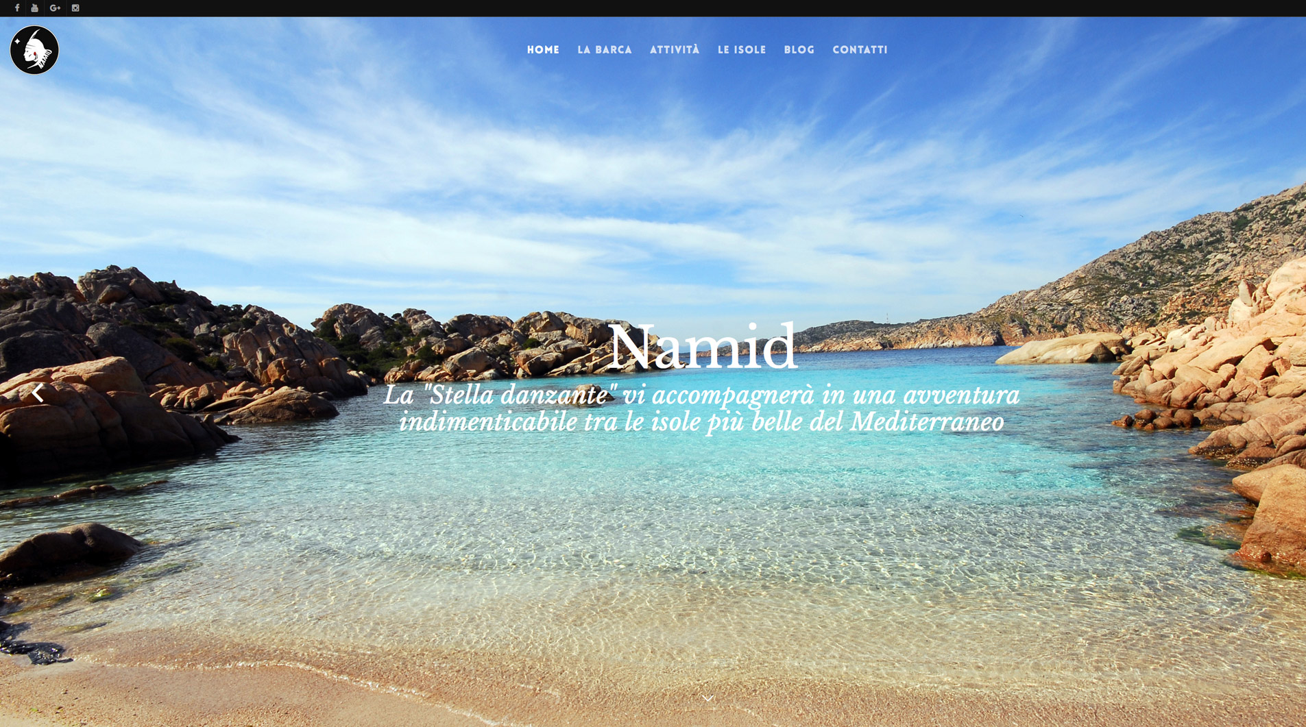 namid-homepage