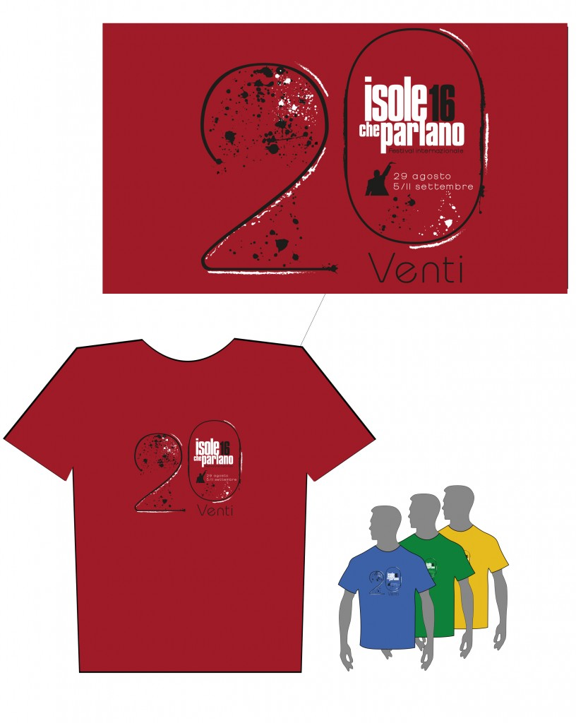 grafica T-shirt 2016
